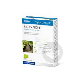 Phytostandard Radis Noir Gel B 20