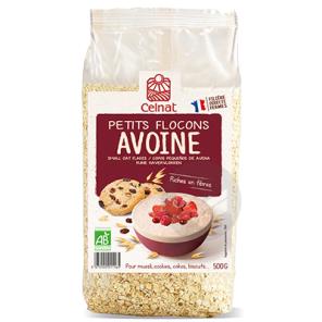 Petits Flocons Davoine Bio 500 G