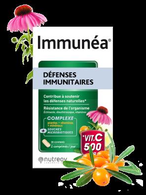 Immunea Adulte 30 Comprimes