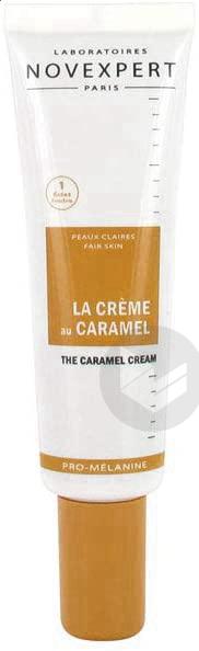 Creme Au Caramel Peau Claire