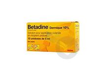 Dermique 10 Solution Pour Application Cutanee En Recipient Unidose 10 Recipients Unidose De 5 Ml