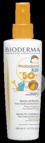 Photoderm Kid Spray Spf 50 150 Ml