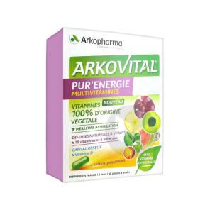 Arkovital Purenergie Expert Multivitamines Gel B 60