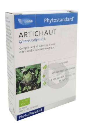 Phytostandard Artichaut Gel B 20