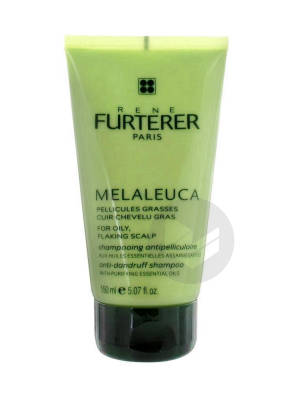 Melaleuca Shampooing Antipelliculaire Pellicules Grasses T 150 Ml