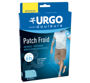 Patch Froid Douleurs B 6
