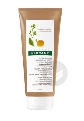 Shampooing A Lhuile D Abyssinie 200 Ml