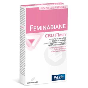 Feminabiane Cbu Flash 20 Comprimes