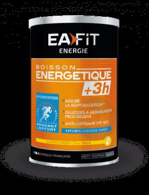 Energie Pdr Pour Boisson Energetique 3 H Citron Pot 500 G