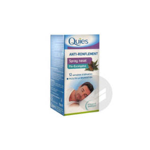 Anti Ronflement Spray Nasal 15 Ml