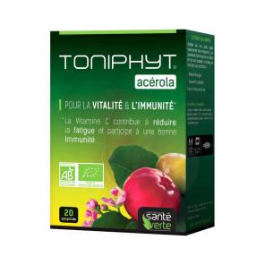 Sante Verte Toniphyt Acerola 20 Comprimes