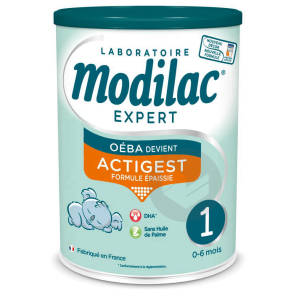 Expert Actigest 1 De 0 A 6 Mois 800 G