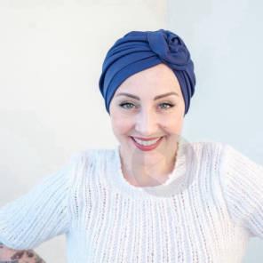 Bonnet Primavera Blue