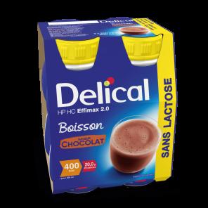 Delical Boisson Sans Lactose Hp Hc Effimax 2 0 Chocolat