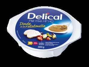 Delical Nutra Mix Hp Hc Dinde Ratatouille