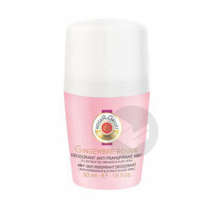 Gingembre Rouge Deodorant Roll On 50 Ml