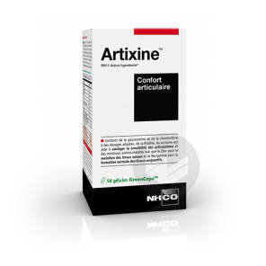 Artixine Gelules Souplesse Confort Articulaire