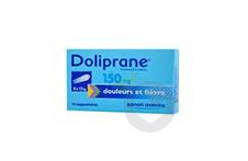 150 Mg Suppositoire 2 Plaquettes De 5