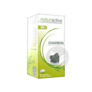 Charbon Vegetal 60 Capsules