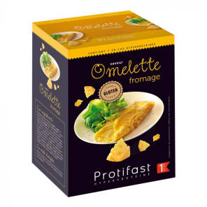 Poudre Pour Omelette Fromage X 7