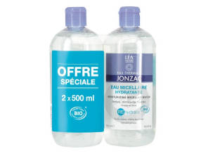 Rehydrate Eau Micellaire Hydratante Lot De 2 X 500 Ml