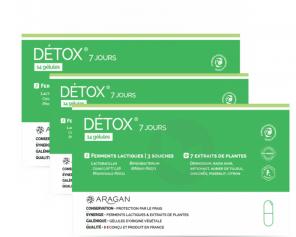 Detox 7 Jours X 3