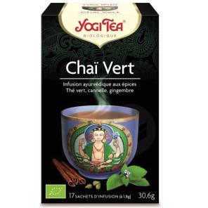 Chai Vert 15 Sachets
