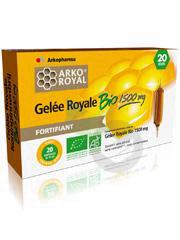 Arko Royal Gelee Royale Bio 1500 Mg S Buv 20 Amp 15 Ml