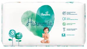 Couches Harmonie Taille 3 X 46