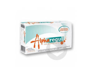 Alpharegul Anti Chute Cheveux 60 Capsules