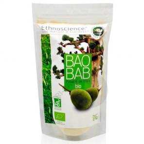 Baobab En Poudre Bio 150 G