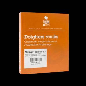 Doigtier Roule Medium X 100