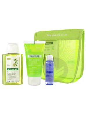 Dermo Protection Trousse Week End Au Vert