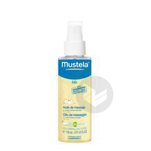 Bebe Huile De Massage Spray 110 Ml