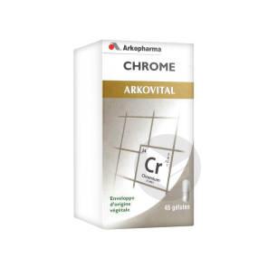Arkovital Chrome Gel Fl 45