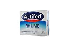 Rhume Comprime Boite De 15