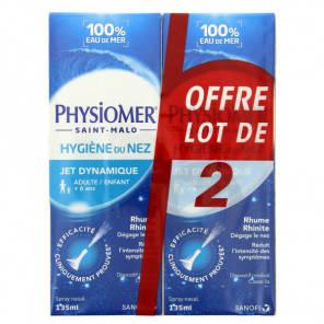 Physiomer Jet Dynamique 2 X 135 Ml