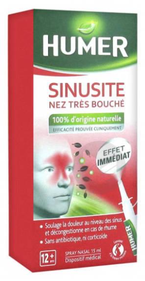 Nez Tres Bouche Sinusite Solution Hypertonique 15 Ml