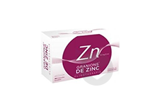 De Zinc 15 Mg 2 Ml Solution Buvable 30 Ampoules De 2 Ml
