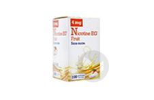 Eg 4 Mg Gomme A Macher Medic Sans Sucre Fruit Edulcoree A Lacesulfame Potassique Et Saccha Plaquette De 108