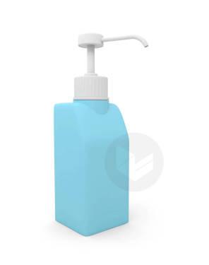 Gel Main Sans Rincage Bleu 750 Ml