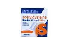 Sandoz Conseil 200 Mg Granules Pour Solution Buvable En Sachet Dose 20 Sachets De 1 G