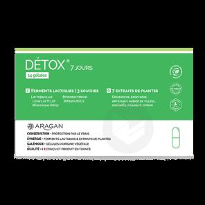 Detox 7 Jours 14 Gelules