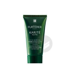 Rene Furterer Karite Nutri Masque Nutrition Intense 30 Ml