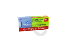 Biogaran Conseil 400 Mg Comprime Pellicule Plaquette De 10