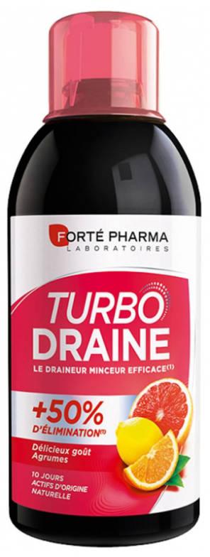 Turbodraine Minceur Agrumes 500 Ml