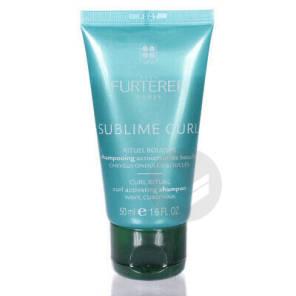 Rene Furterer Sublime Curl Shampooing Activateur De Boucles 50 Ml