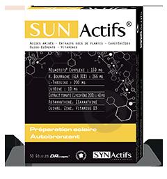 Synactifs Sunactifs Gel B 30