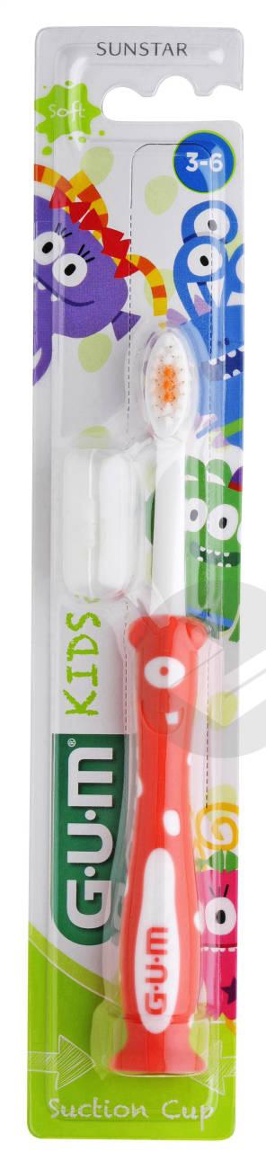 Brosse A Dents Kids Monster 3 6 Ans