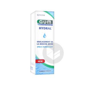 Hydral Spray Humectant Bouche Seche Fl 50 Ml
